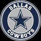 Dallas Cowboys Circle Logo Vinyl Decal Sticker - You Pick the Size $10.25 USD on eBay