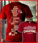 2018 AFC West Division Champions Kansas City Chiefs Football NFL Shirt Men S-5XL on eBay
