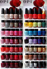 OPI O.P.I Nail Polish - OPEN STOCK - YOUR CHOICE - Full Size Lacquer Series A - $7.89  on eBay