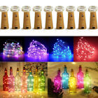 Peacock Inspired Home Decor 50-30-20-Leds Cork Shaped Lights String Wine Bottle Lamp Party Home Decor 5M US French Design Home Decor