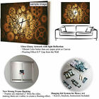 East Urban Home Oversized Designart Abstract Abstract Wall Clock