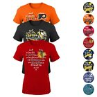 NHL Reebok & Outerstuff Various Graphic T-Shirt Collection Girls Youth  (XS-XL) $6.29 USD on eBay