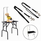 Adjustable Dog Grooming Table Arm Bath Restraint Rope Harness Noose Loop Goodish