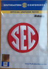 SEC Conference College Football Team Official Uniform Jersey Patch ( Pick Team )