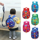 Внешний вид - Kids Safety Harness Children Backpack Baby Cartoon Toddler Strap Bag with Reins