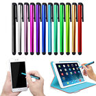 Universal Metal Touch Screen Stylus Pen for iPad iPhone  Smart Phone Tablet CA