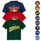 Majestic MLB Boys-Youth Team Graphic Majestic T-Shirt Collection (SZ:4-16) on Ebay