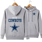 Dallas Cowboys NFL Football Hoodie Unisex Sweater Pullover Fan's Edition