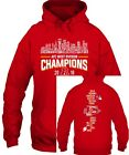 2018 AFC West Division Champions Kansas City Chiefs Football NFL Shirt Men M-3XL on eBay