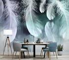 3D Blue Feather 31 Wall Paper Exclusive MXY Wallpaper Mural Decal Indoor