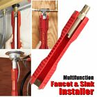 Multi-function Faucet and Sink Installer Pipe Wrench For Plumbers and Homeown YK