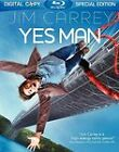 Yes Man Blu-ray Jim Carrey Case, Sleeve & Mint Condition Disc