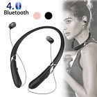 Bluetooth Headset Stereo Sports Wireless Headphone Earbuds for iPhone Samsung US