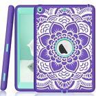 Case Protector 5/6th Generation iPad 9.7 Shield with Stand ShockprooF