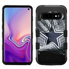 for Samsung Galaxy S10 Glove Team Design Rugged Armor Hard+Rubber Hybrid Case $19.95 USD on eBay
