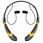 Wireless Stereo Bluetooth Headset Earbuds Earphone For Cellphones Samsung LG HTC