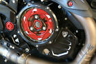 Ducati Monster 695 796 S2R 800 CNC Racing Clear Clutch Cover Oil Bath 4 Colors