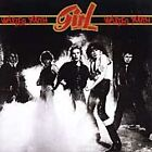 Girl - Wasted Youth (CD) Original / Jet   NEW. (Glam/ Sleaze)