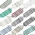"Select Your 1 Strand 4-6 mm Free-Form Nugget Gemstone Chip Beads 34"" Full Strand"