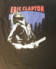 ERIC CLAPTON GREENWICH TOWN PARTY MAY 26 2018 BLACK T-SHIRT