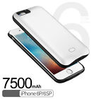 External Magnetic Power Bank Pack Battery Charger Case For iPhone 6 6S 7 8 Plus