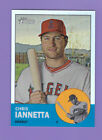 2012 TOPPS HERITAGE CHROME REFRACTOR  563 -- PICK U NEED TO COMPLETE SET