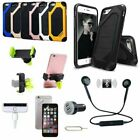 2019 Case Holder Wireless Earphone Accessory Bundle For iPhone X 5 6 7 S 8 Plus