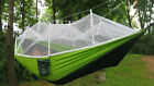 Outdoor Camping Hammocks Double Person Tent Hanging Swing Bed With Mosquito Net