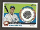 2017 TOPPS HERITAGE MINORS 68 MINT COIN NICKEL #d /99 - PICK ANY CARD(S) U NEED