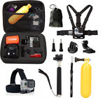 Accessories Kit Mount set for Gopro go pro hero 3 4 6...