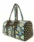 Assorted Belvah Quilted Monogrammable Large Duffel Bags