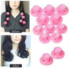 Useful 10/30Pcs Silicone Hair Curlers Set Magic Soft Rollers Hair Styling Tool