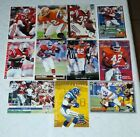 LEONARD RUSSELL Patriots / Chargers / Broncos 10 Card Assorted Lot $5.99 USD on eBay