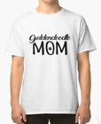 Goldendoodle Mom' Cool Pet Dog T-Shirt Cotton M-3XL US Men's Clothing Trend 2019