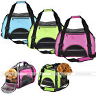 Pet Dog Cat Carrier Handbag Portable Tote Soft Outdoor Best Breathability-AD