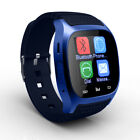 M26 Smart Bluetooth Watch Hands-Free Remote Camera Anti-Lost Watch Android iOS
