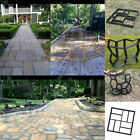 Stepping Stone Path Walk Maker Mold Driveway Paving Pavement Patio Concrete Tool image