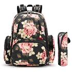 Large Capacity Baby Diaper Backpack Baby Stroller Bag Nappy Changing Bag for Mum