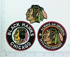 NHL Chicago Blackhawks Logo embroidered Iron on Patch High quality Shirt Bag $3.79 USD on eBay