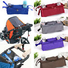 Baby Pram Stroller Buggy Storage Pushchair Bag Organizer Bottle Cup Pouch Holder
