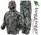 FROGG TOGGS RAIN GEAR-AS1310-62 ALL SPORT MOSSY OAK COUNTRY CAMO SUIT HUNTINGJacket & Pant Sets - 177872