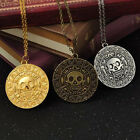 Pirates of the Caribbean Necklace 55cm 3 Colors Jack Sparrow