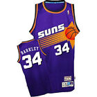 Charles Barkley #34 Phoenix Suns Purple Classic Throwback Swingman NBA Jersey on eBay