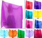 Chiffon Veil for Belly Dance 25 yards long New 19 colors available