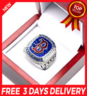 FROM USA - Boston Red Sox World Series Championship 2018 Official Ring All Sizes on Ebay