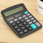 1 10x Large LCD Desktop Electronic Calculator Office Business Solar Battery Lot
