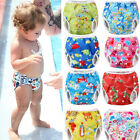 US Adjustable Reusable Baby Product Pants Swim Diaper Waterproof Nappy Washable