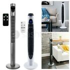OSCILLATING TOWER FAN W/ REMOTE CONTROL 43