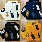 Men Ralph Lauren short Sleeve golf polo Regular Fit