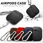 Litchi Leather Soft Bag Cover Skin For Apple Airpods 2nd Wireless Charging Case